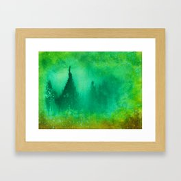 Abstract No. 239 Framed Art Print