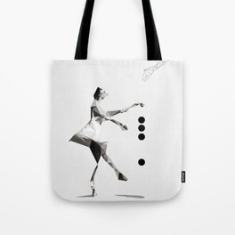 The tourist  Tote Bag