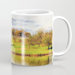 Across the Pond Coffee Mug