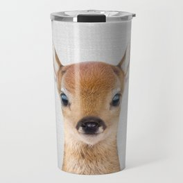 Baby Deer - Colorful Travel Mug