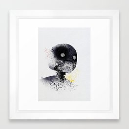 Security Droid Kay-Tu Framed Art Print