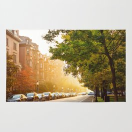 Boston, MA - Commonwealth Avenue Rug
