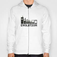 Cell Phone Evolution Hoody