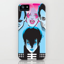 Jem & the Misfits iPhone Case