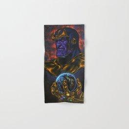 Marvel Thanos Infinity Gauntlet Hand & Bath Towel