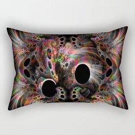 Black holes symphony Rectangular Pillow