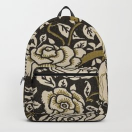 Nouveau Birds And Flowers Backpack