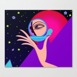 Cosmic Vanities Canvas Print