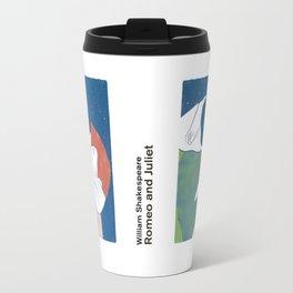 Romeo and Juliet, William Shakespeare Travel Mug