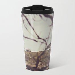 LITTLE WHITE HOUSE Travel Mug