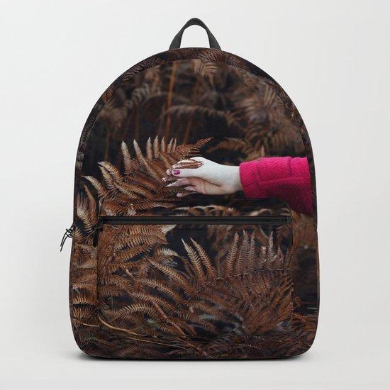 Autumn feel Backpack