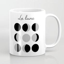 Phases of the Moon Coffee Mug
