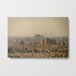 Cairo Metal Print