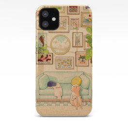 Gallery Wall iPhone Case