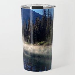 Emerald Lake Sunrises Travel Mug
