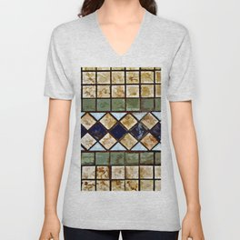 Foyer Floor Unisex V-Neck