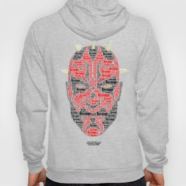 The real dark side - Darth Maul - Revenge Hoody