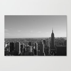 New York City Skyline 2 Canvas Print