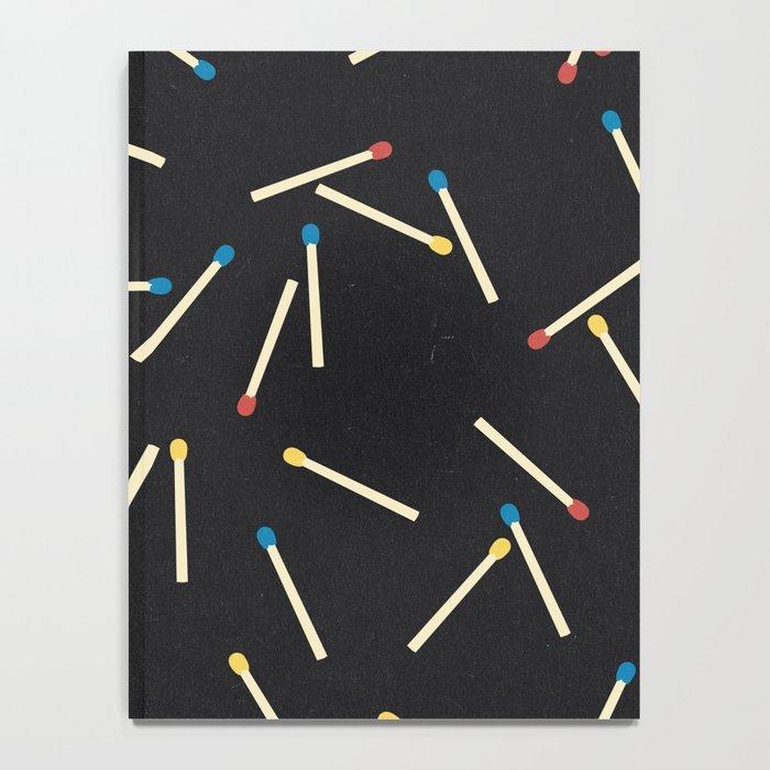 Matchsticks Notebook
