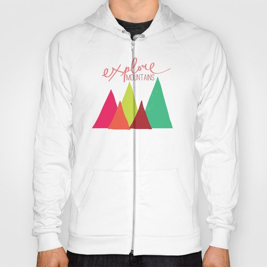 Explore Mountains Hoody