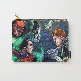 The fight is not Balanced Carry-All Pouch