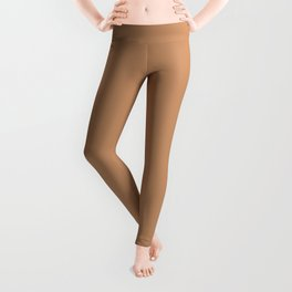 Pantone 16-1341 Butterum Leggings