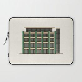Public building Laptop Sleeve