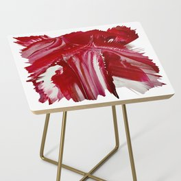 Lady in red Side Table