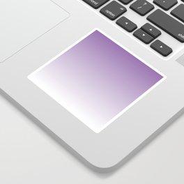 Lavender Ombre Sticker