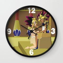 Destined Love Wall Clock
