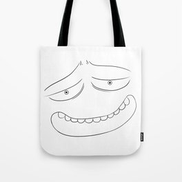 A Good Face that Loves You Tote Bag