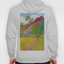 Tahitian Landscape by Paul Gauguin Hoody