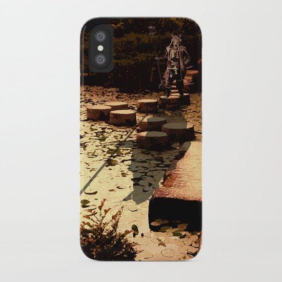 Hibakusha iPhone Case