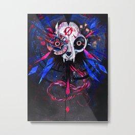 Eye Contact Metal Print