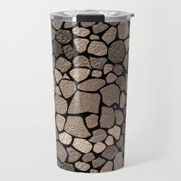 Stone texture 2 Travel Mug