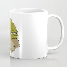 Homer Lemonhead Coffee Mug