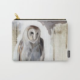 O Happy day - Owl Carry-All Pouch