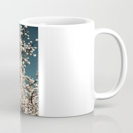 Winter Blossoms Coffee Mug