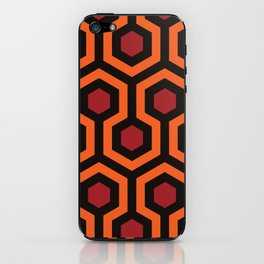 The Shining by Adam Armstrong iPhone Skin