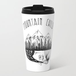 Mountain Child  Travel Mug