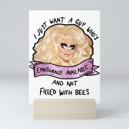 Trixie Mattel Mini Art Print