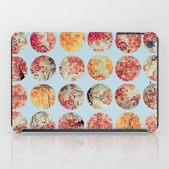 Cloud Inkblot iPad Case
