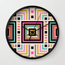 Sqewl2 Wall Clock