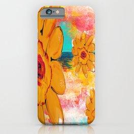 ALTERNATE UNIVERSE FLORAL iPhone Case