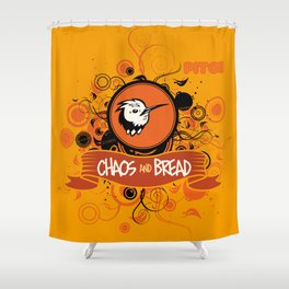 Pitch : Un monde féroce Shower Curtain