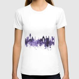 Lisbon Portugal Skyline T-shirt
