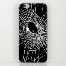 cobweb iPhone Skin