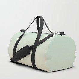 MELLOW TIMES - Minimal Plain Soft Mood Color Blend Prints Duffle Bag