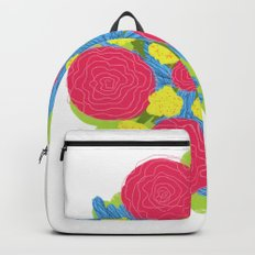 Bouquet #3 Backpack
