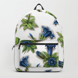 Blue Gentian Backpack